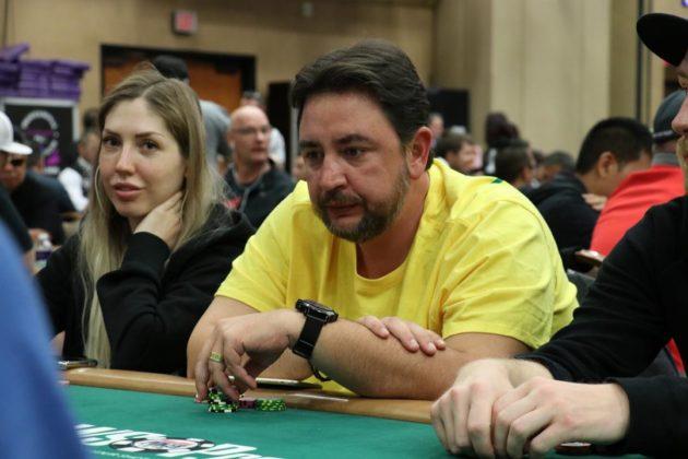 Marcelo Penteado - Evento 48B - WSOP 2018