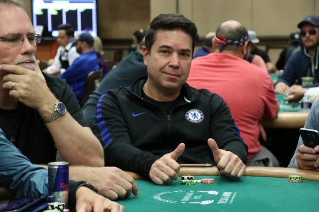 Gilberto Amaral - Evento 48B - WSOP 2018