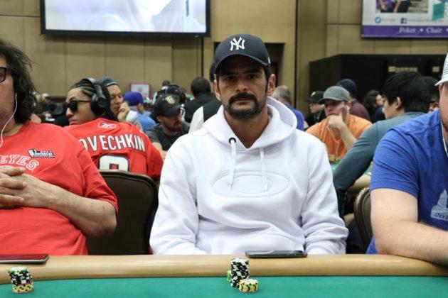 Thiago Camilo - Evento 48B - WSOP 2018