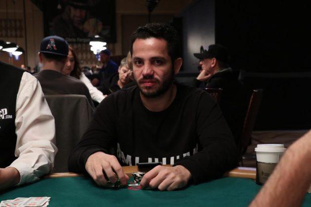 Marcelo Ribas - Evento 48B - WSOP 2018