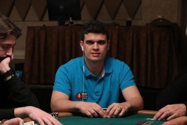 Jorge Breda - Evento 48B - WSOP 2018