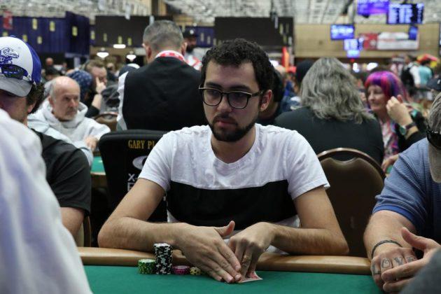 Rafael Moraes - Evento 48B - WSOP 2018