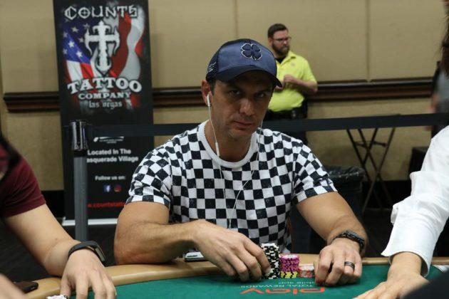 Eduardo Christ - Evento 48B - WSOP 2018