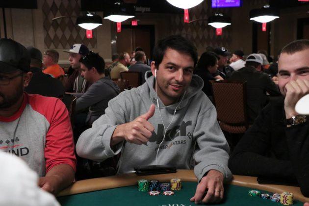 Enio Bozzano - Evento 51 - WSOP 2018