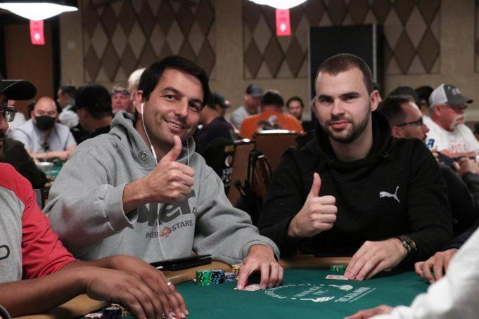 Bozzano e Renan - Evento 51 - WSOP 2018
