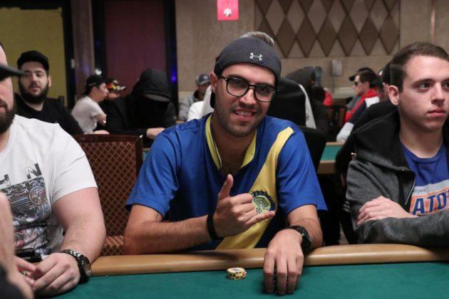 Matheus Lessa - Evento 51 - WSOP 2018