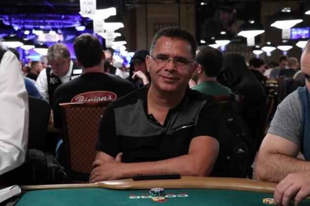 Roberly Felicio - Evento 51 - WSOP 2018