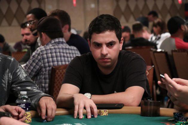 Vico Scarpini - Evento 51 - WSOP 2018