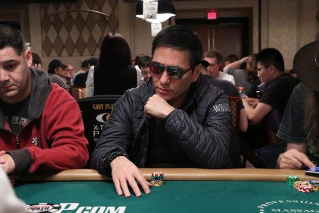 Alex Sako - Evento 51 - WSOP 2018