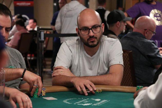 Diego Bittar - Evento 51 - WSOP 2018