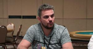Rodrigo Garrido - Evento 50 - WSOP 2018
