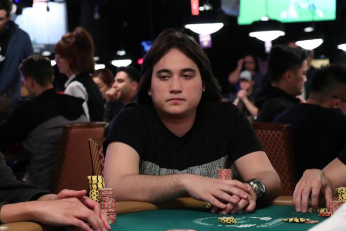 Dante Goya - Evento 48 - WSOP 2018
