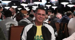 Roberly Felicio - Evento 54 - WSOP 2018