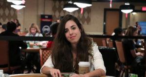 Laura Cintra - Evento 57 - WSOP 2018
