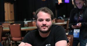 Luciano Hollanda - Evento 54 - WSOP 2018