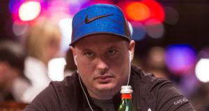 Paul Volpe - WSOP 2018