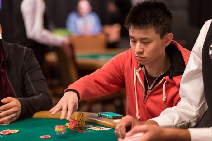 Ben Yu - WSOP 2018