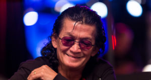 Scotty Nguyen - WSOP 2018