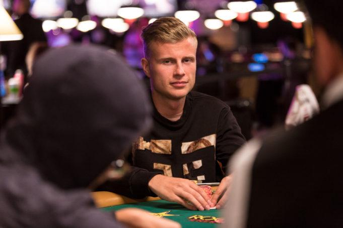 Jens Kyllonen - WSOP 2018