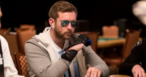 Connor Drinan - WSOP 2018