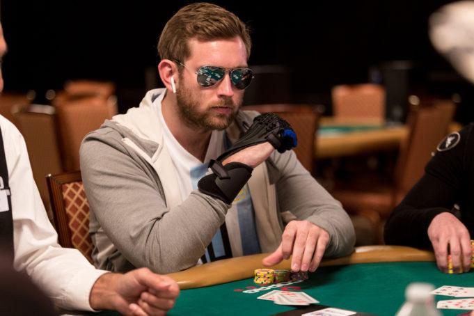 Connor Drinan - WSOP 2018