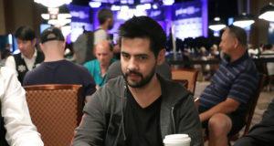 Thiago Decano - Evento 7A - WSOP 2018