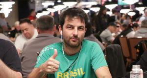 Enio Bozzano - Evento 7B - WSOP 2018
