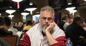 Ademir Cuch - Evento 13 - WSOP 2018