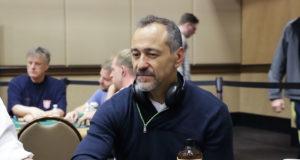 Josias Santos - Evento 13 - WSOP 2018