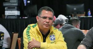 Roberly Felicio - Evento 7 - WSOP 2018