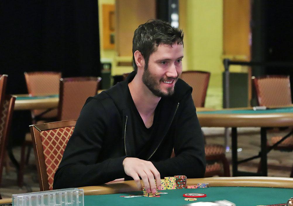 Dan Ott - WSOP 2018
