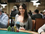 Vivian Saliba - Evento 19A - WSOP 2018