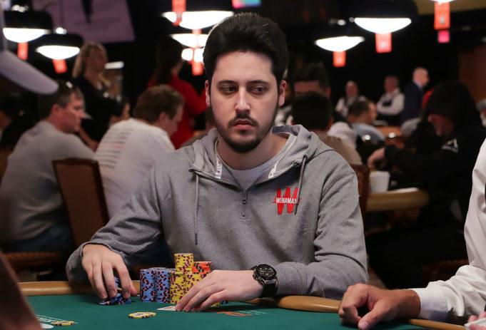 Adrian Mateos - WSOP 2018