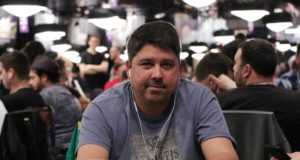 Marcos Antunes - Evento 20 - WSOP 2018