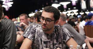 Rafael Moraes - Evento 20 - WSOP 2018