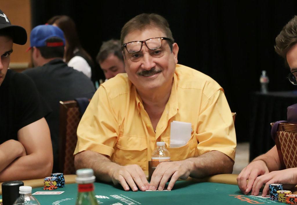 Humberto Brenes - WSOP 2018
