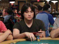 Dante Goya - Evento 21A - WSOP 2018