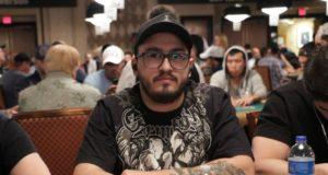 Andrew Zeus - Evento 21A - WSOP 2018