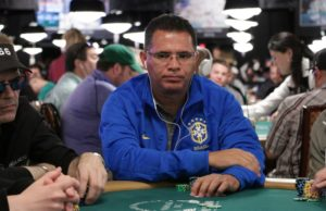 Roberly Felicio - Evento 21B - WSOP 2018