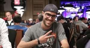 Matheus Lessa - Evento 24 - WSOP 2018
