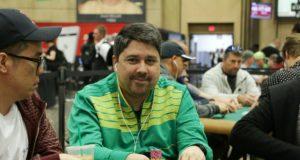 Marcos Antunes - Evento 24 - WSOP 2018