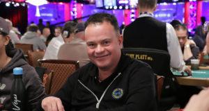 Sergio Braga - Evento 25 - WSOP 2018