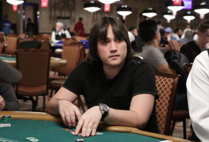 Dante Goya - Evento 26 - WSOP 2018