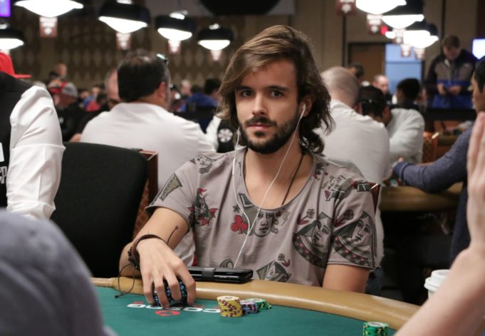 Yuri Martins - Evento 26 - WSOP 2018