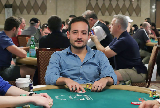 Felipe Rubino - Evento 28 - WSOP 2018