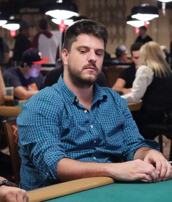 Luiz Duarte - Evento 28 - WSOP 2018