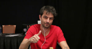 Enio Bozzano - Evento 28 - WSOP 2018