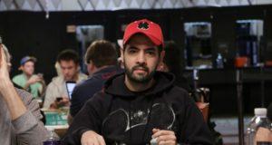 Thiago Decano - Evento 34A - WSOP 2018
