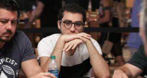 Rafael Moraes - Evento 34A - WSOP 2018