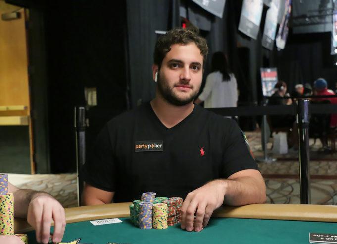 João Simão - Evento 35 - WSOP 2018